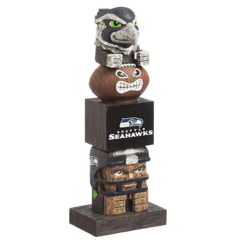 843827TT: EG Team Garden Statue, Seattle Seahawks