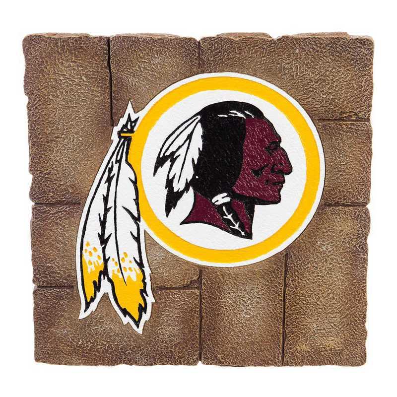 843831GS: EG Washington Redskins, Garden Stone