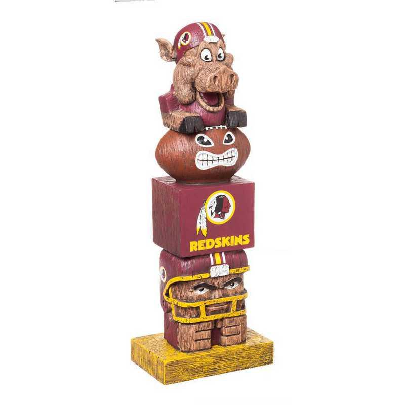 843831TT: EG Team Garden Statue, Washington Redskins