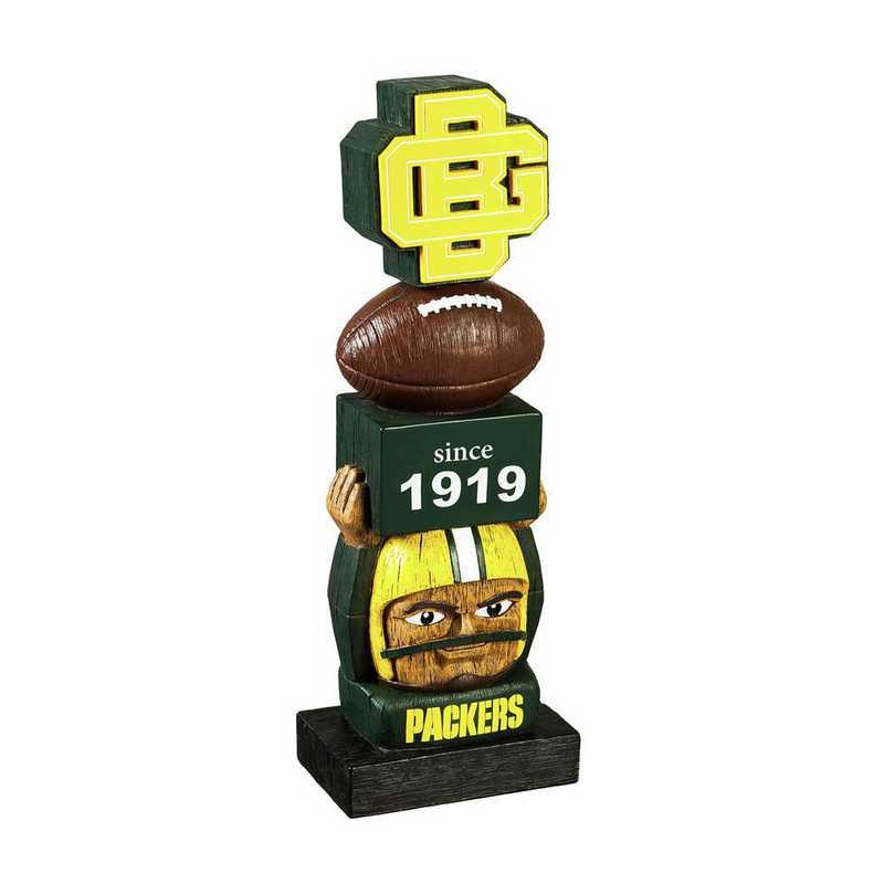 84V3811TT: EG Green Bay Packers, Vintage Garden Statue
