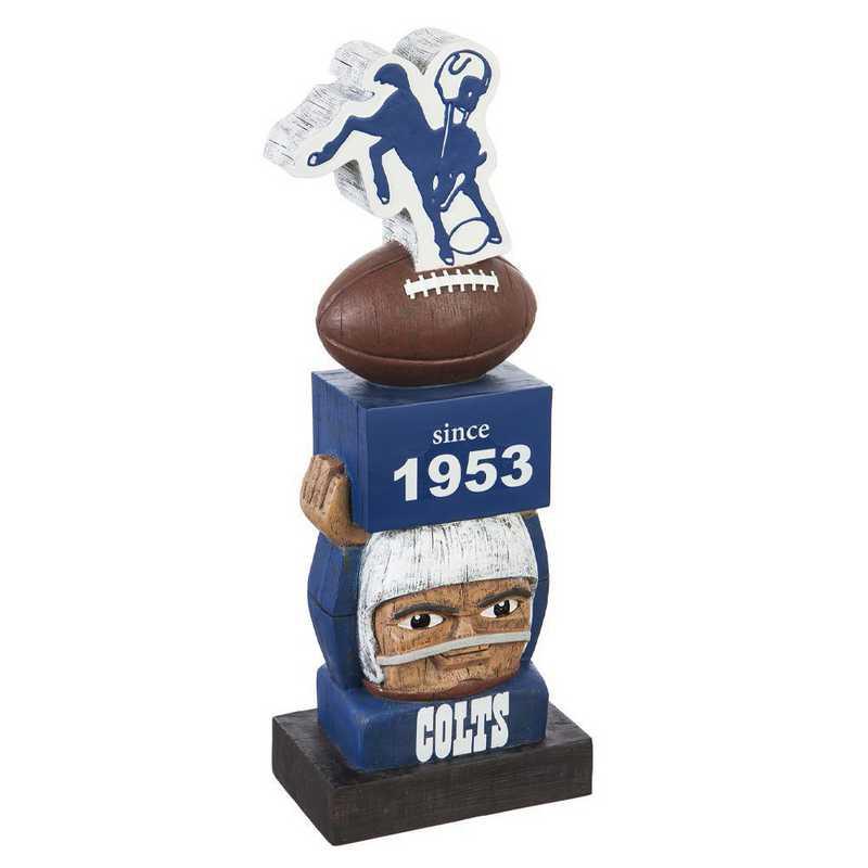 84V3813TT: EG Indianapolis Colts, Vintage Garden Statue