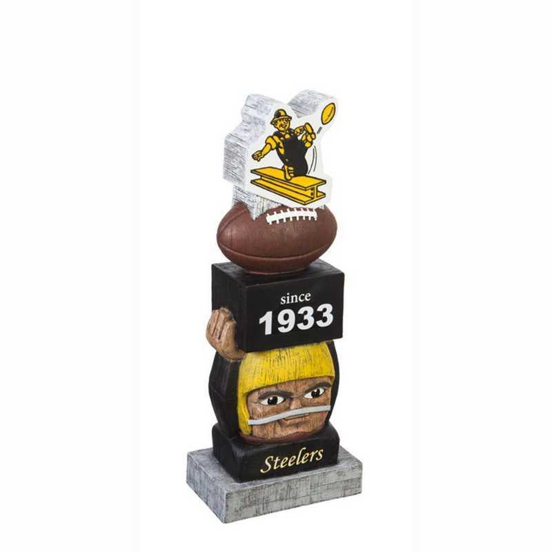 84V3824TT: EG Pittsburgh Steelers, Vintage Garden Statue
