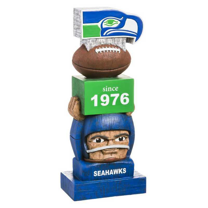 84V3827TT: EG Seattle Seahawks, Vintage Garden Statue