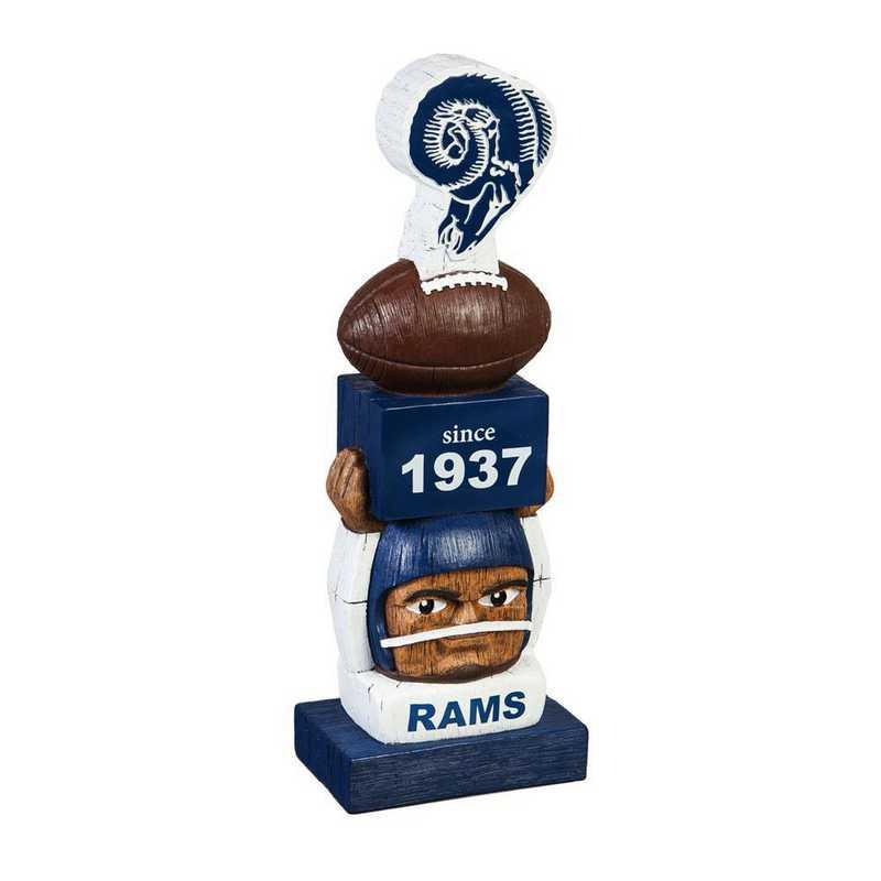 84V3828TT: EG Los Angeles Rams, Vintage Garden Statue