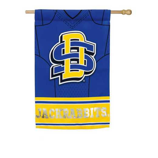 13S5015BLJ: EG South Dakota State Foil Flag