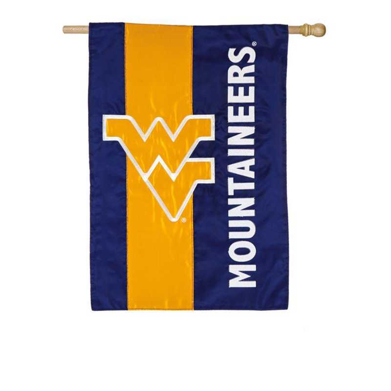 15SF967: EG West Virginia Embellished Flag