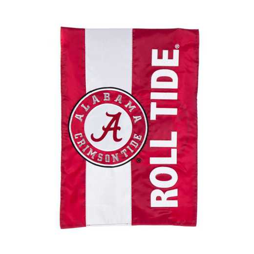 16SF924: EG Alabama  Embellished Garden Flag