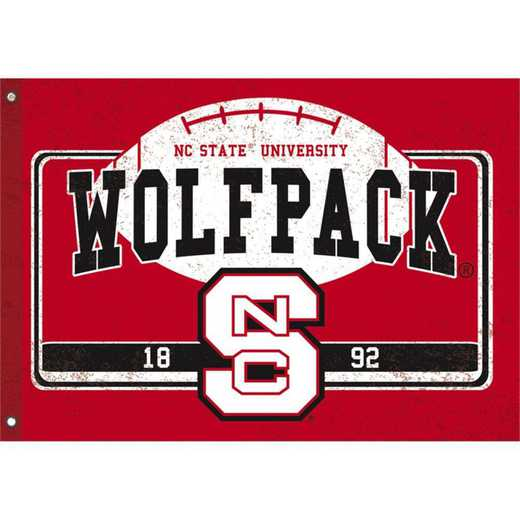 17L909: EG NC State Estate Flag