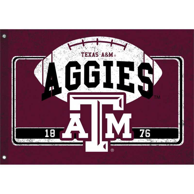 17L969: EG Texas A&M Estate Flag