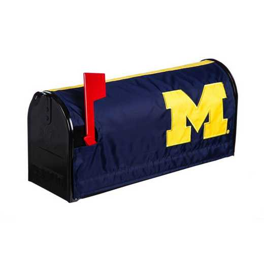 2MBC920: EG University Of Michigan, Mailbox Cover