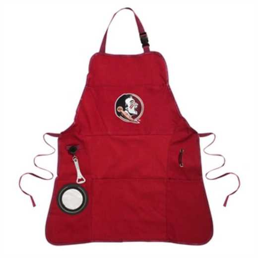4AP918C: EG Apron, Mens, Florida State University