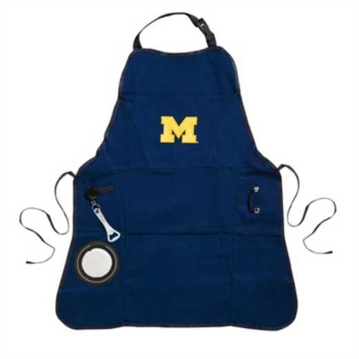 4AP920C: EG Apron, Mens, University of Michigan