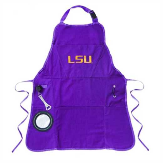 4AP921C: EG Apron, Mens, Louisiana State University