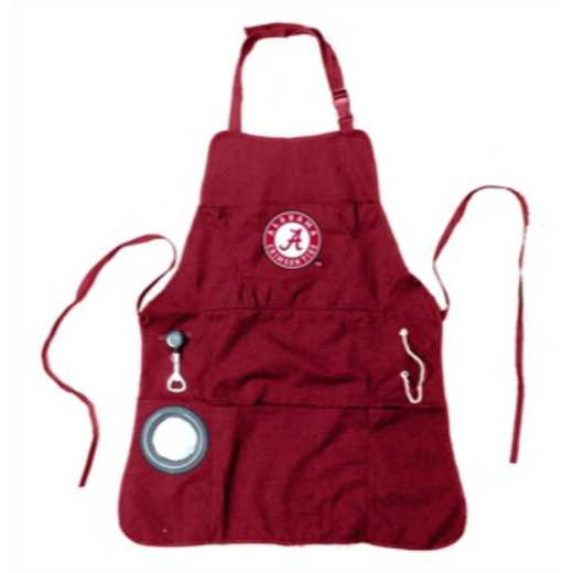 4AP924C: EG Apron, Mens, University of Alabama