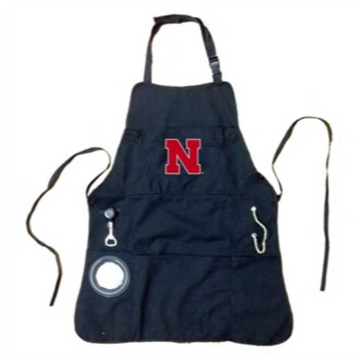 4AP949D: EG Apron, Mens, University of Nebraska