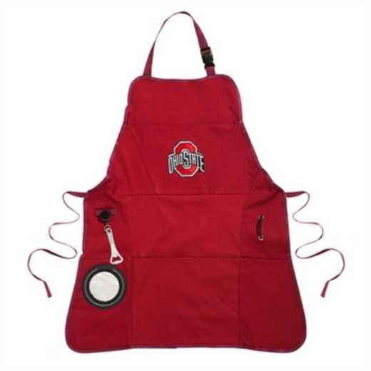 4AP973C: EG Apron, Mens, Ohio State University