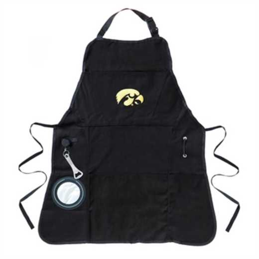 4AP980C: EG Apron, Mens, University of Iowa