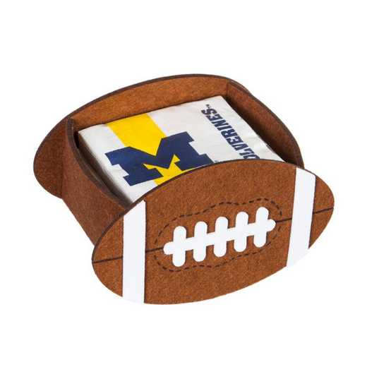 P1044920: EG University Of Michigan, Napkin Felt Gift Set