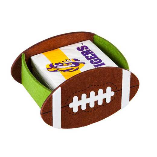 P1044921: EG Louisiana State University, Napkin Felt Gift Set