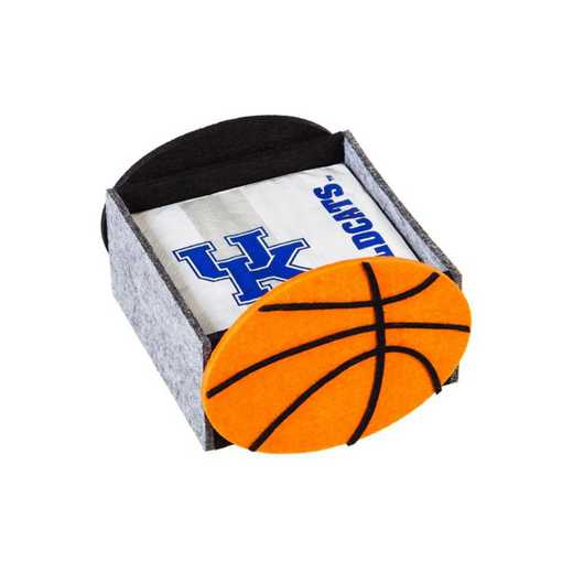P1044944: EG University of Kentucky, Napkin Felt Gift Set