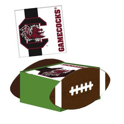 P1044954: EG University of South Carolina, Napkin Felt Gift Set