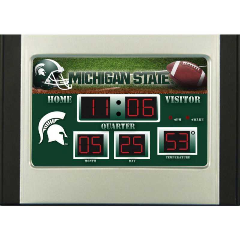 0128623B: EG 6.5X9 SB CLOCK,  Michigan St