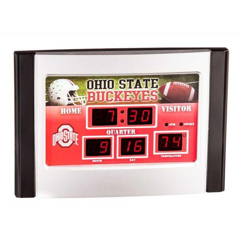 0128624B: EG 6.5X9 SB CLOCK,  Ohio St