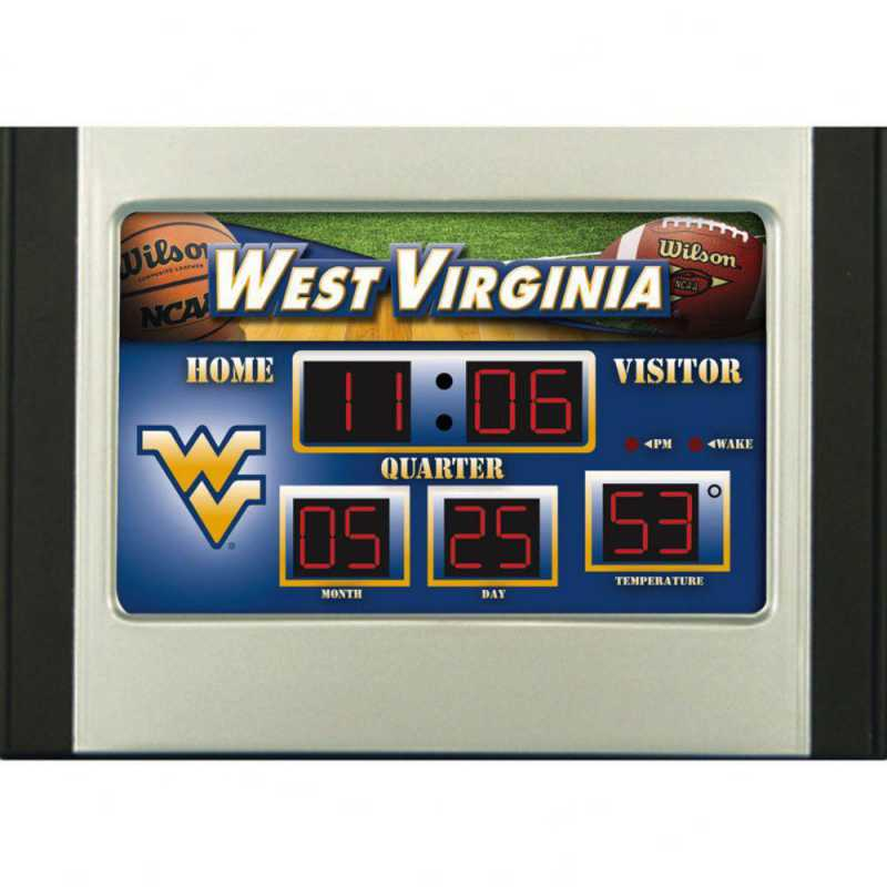 0128649: EG 6.5X9 SB CLOCK,  West Virginia