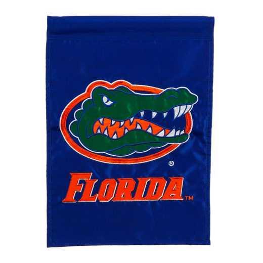 11939E: EG Florida Applique Garden Flag