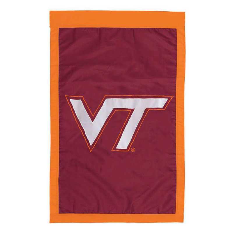 15903B: EG Virgina Tech Applique Flag