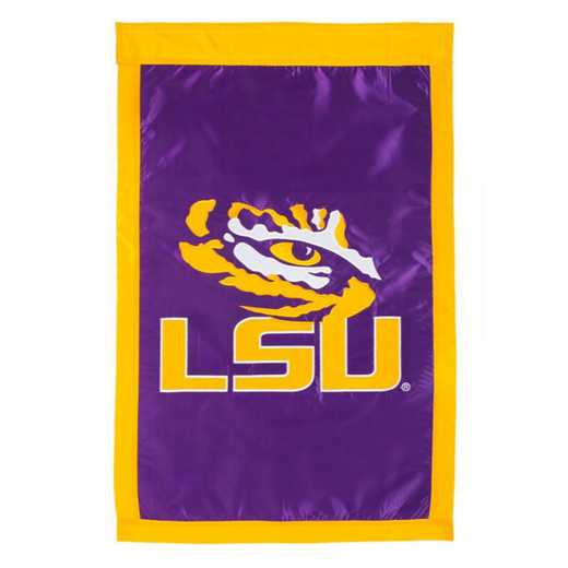 15921D: EG LSU Applique Flag