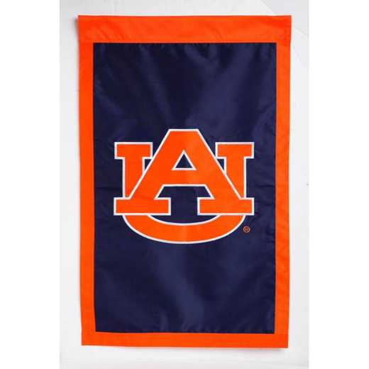 15928C: EG Auburn Applique Flag
