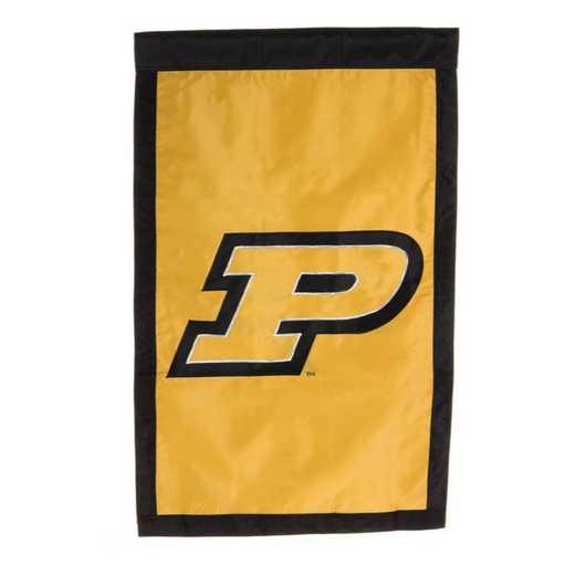 15935B: EG Purdue Applique Flag