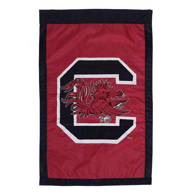 15954B: EG South Carolina, Appliue Flag