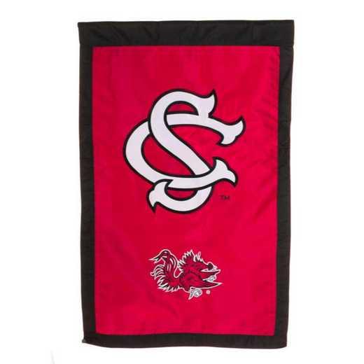 15954C: EG South Carolina Applique Flag