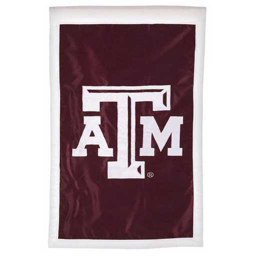 15969C: EG Texas A&M Applique Flag