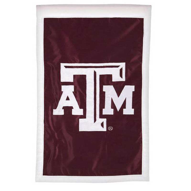 15969C: EG Texas A&M Applique Flag
