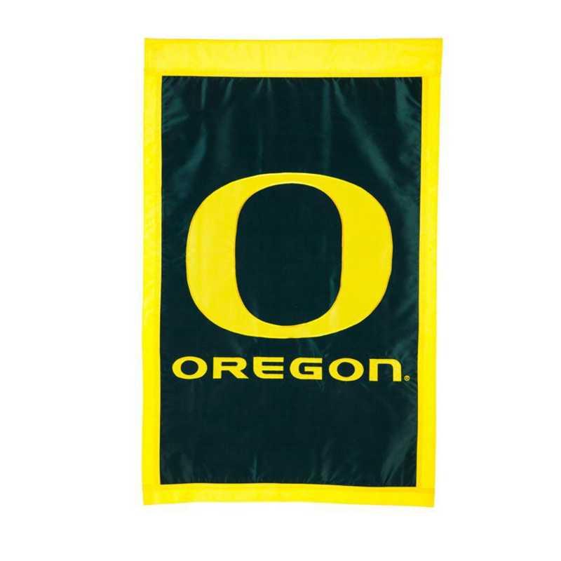 15986B: EG Oregon Applique Flag