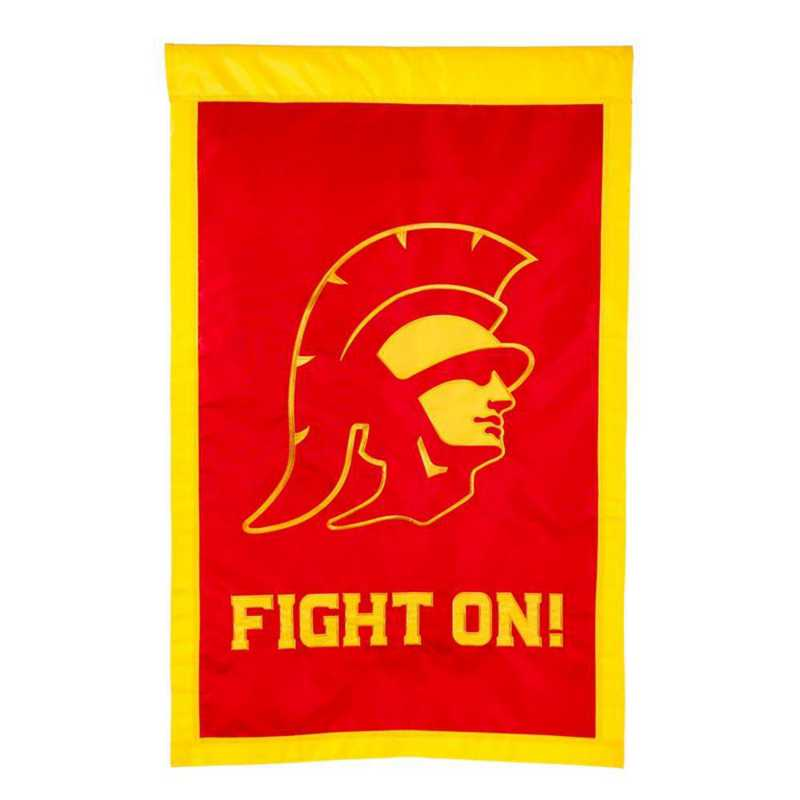 15997C: EG Southern Cal Applique Flag