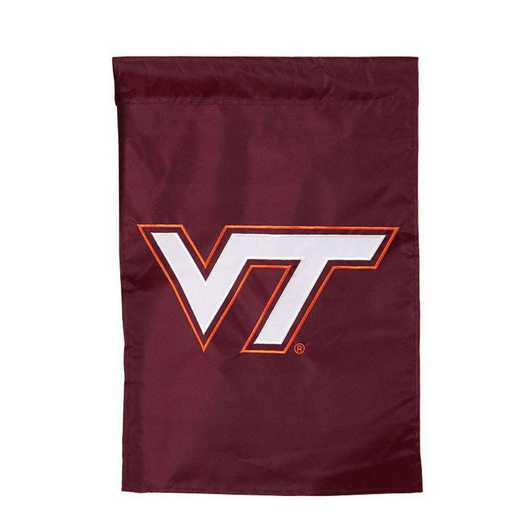 16903B: EG VA Tech Applique Garden Flag