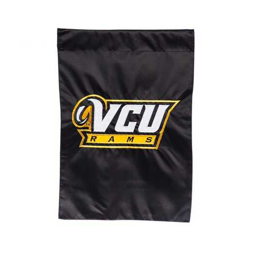16910D: EG VCU Applique Garden Flag