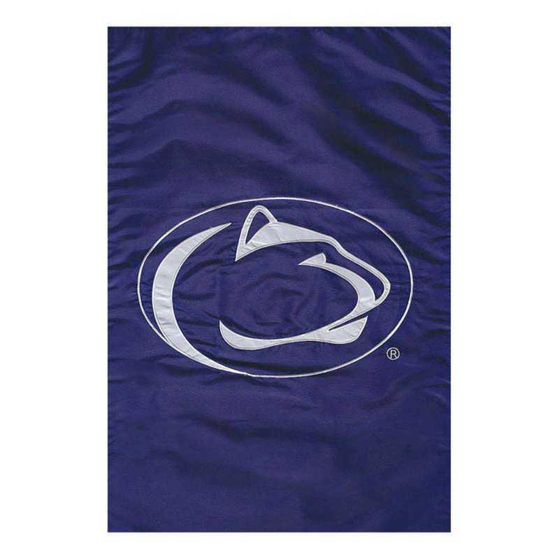 16922C: EG Penn State Applique Garden Flag