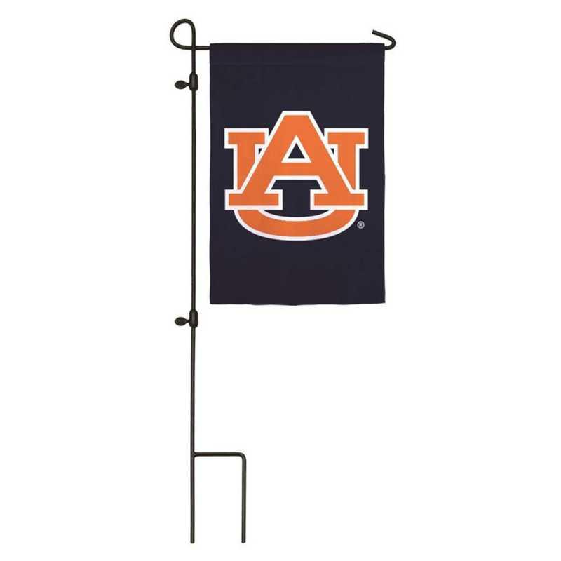 16928C: EG Auburn Applique Garden Flag
