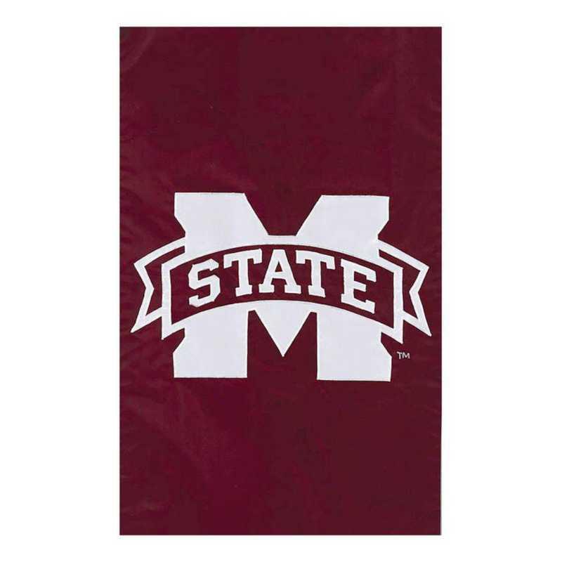 16948C: EG MS State Applique Garden Flag