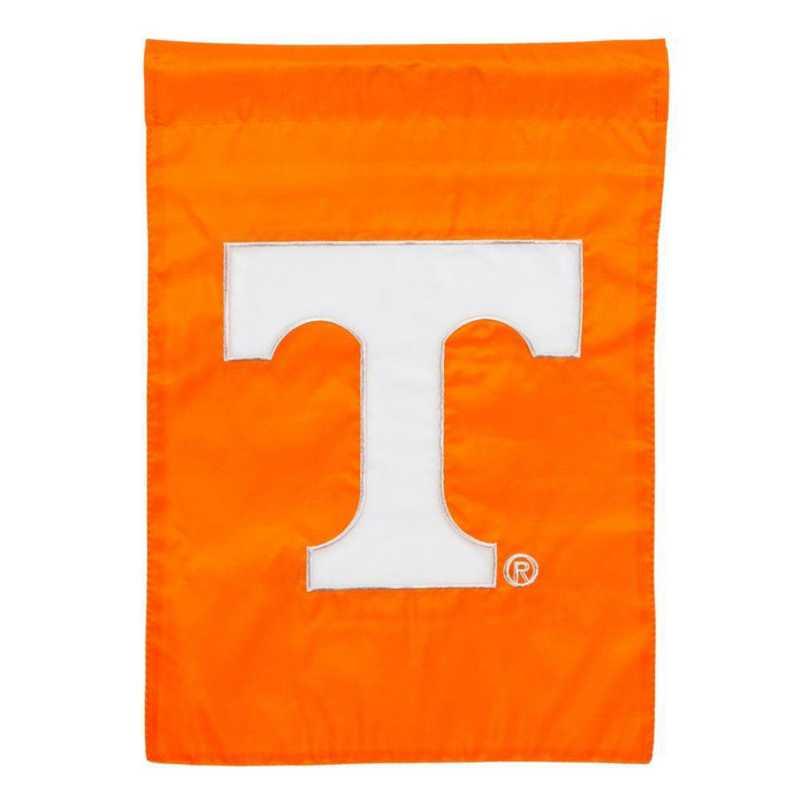 16955C: EG Flag Tennessee Applique Garden Flag