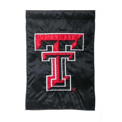 16963B: EG Texas Tech Applique Garden