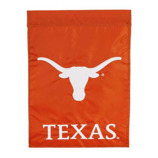 16999C: EG Texas Applique Garden Flag