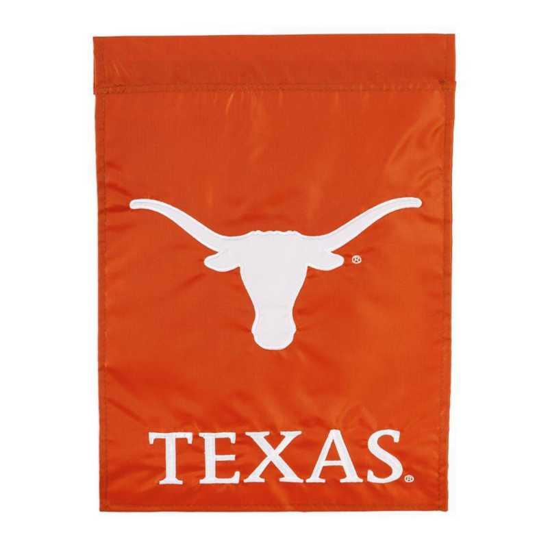 16999C: EG Texas Applique Garden Flag