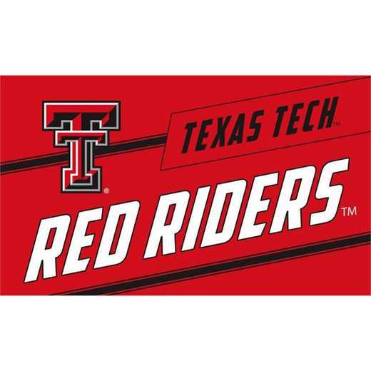 2RMP963: EG Texas Tech University, Coir Punch Mat