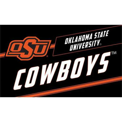 2RMP975: EG Oklahoma State University, Coir Punch Mat